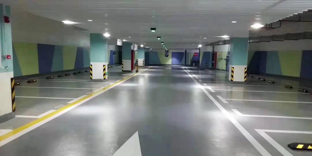 地下停车场划线多少钱一米